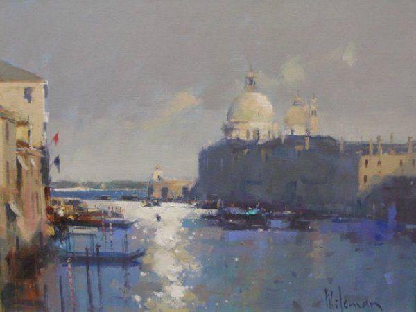 Peter Wileman Fine Art Paintings | Peter J. Wileman PROI, ARSMA, FRSA
