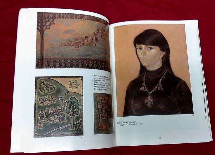 Vladimir Kandelaki Between Two Worlds Art Book Soviet Non-Conformist Artist