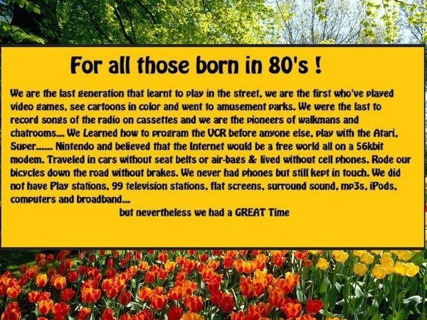80s kids