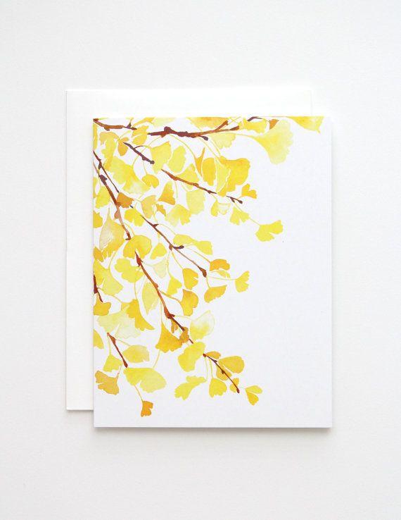 Cette carte de voeux est livré avec un intérieur blanc avec une enveloppe blanche, également disponible dans une boîte de 8. Vous pouvez le