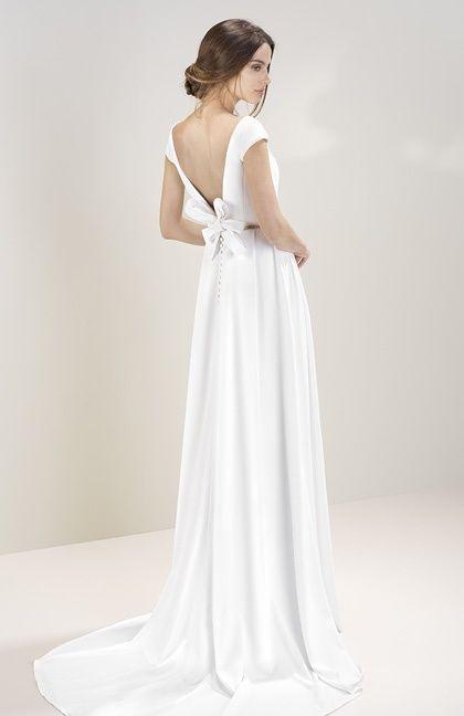 Robe de mariée Jesus Peiro 2017 Modèle 17JP-7001A