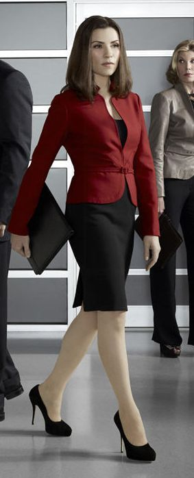 The Good Wife - cette allure !!