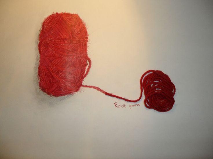 Ball of yarn Helene.H.Hagen