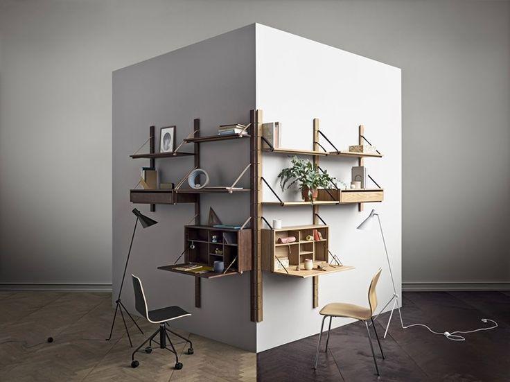 Strap shelf deep - 1 stk