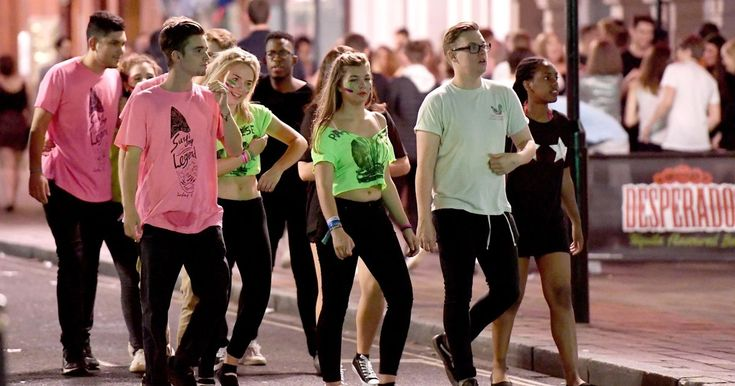 Thousands of Portsmouth University students were partying hard until 4am - much…