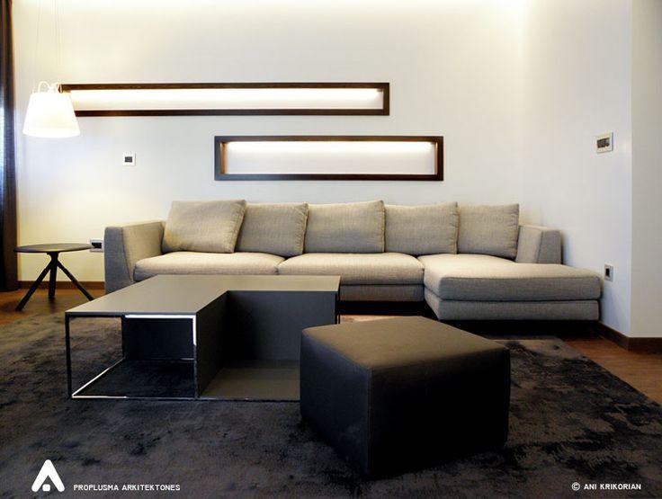 Luxury suite, Iaso maternity hospital, by PROPLUSMA ARKITEKTONES