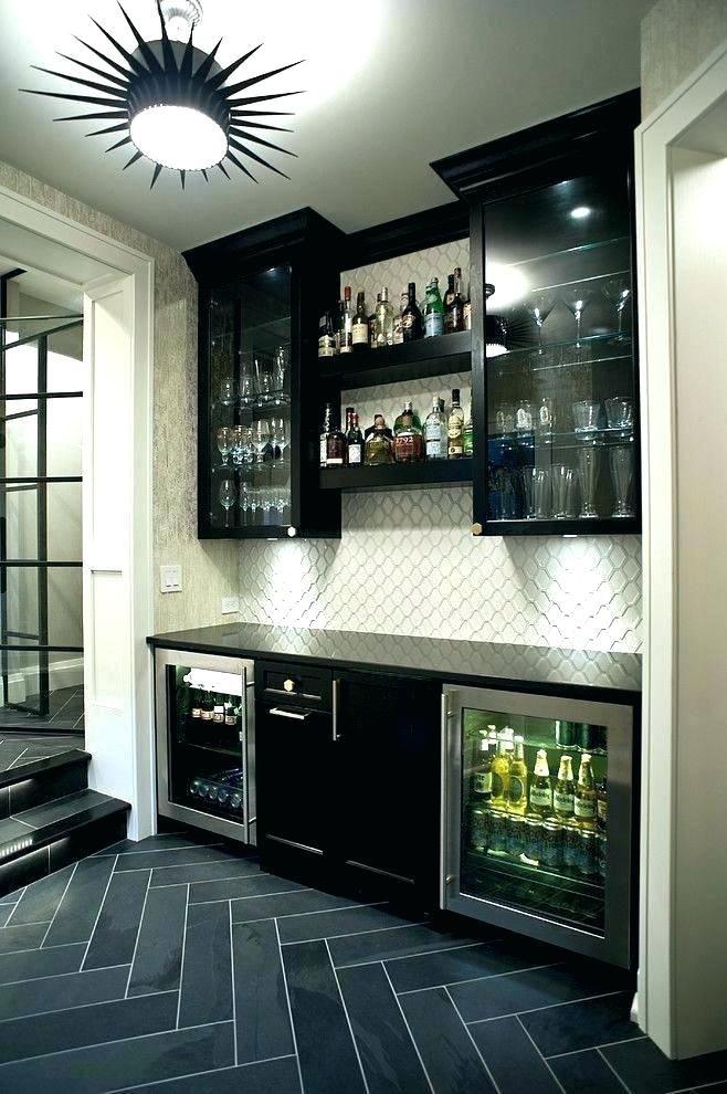 Rec Room Bar Designs: Best Basement Rec Room Ideas