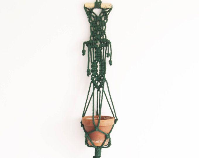 Colgador de plantas Totem