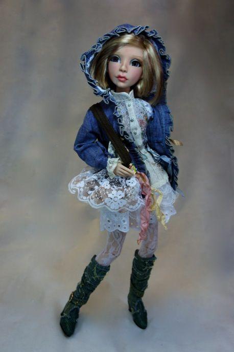 история кукольного мастера Карин Бо Бергеманн, подробнее на нашем сайте www.rusbutik.ru