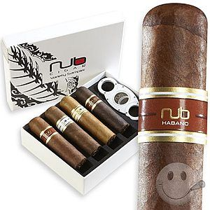 NUB 4-Cigar Cutter Combo - Cigars International