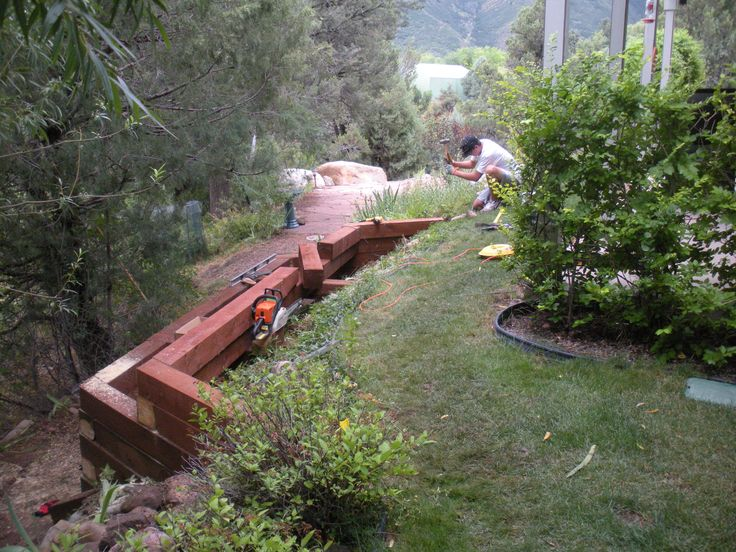 Best 13 Best Images About Retaining Walls Steps By Gardenhart 640 x 480