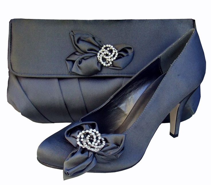 66 Best Images About MATCHING SHOES AND BAGS On Pinterest | Wedding Shoes Satin And Ladies Shoes