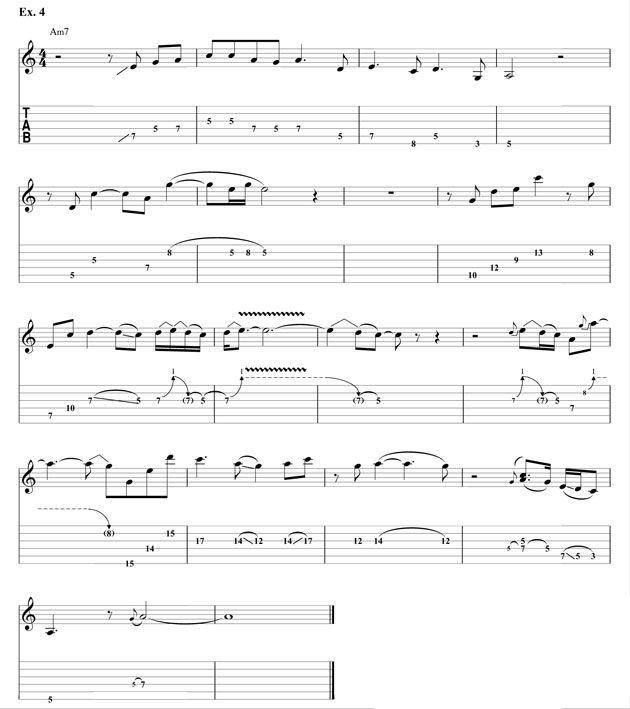 Doug aldrich - the electro lesson
