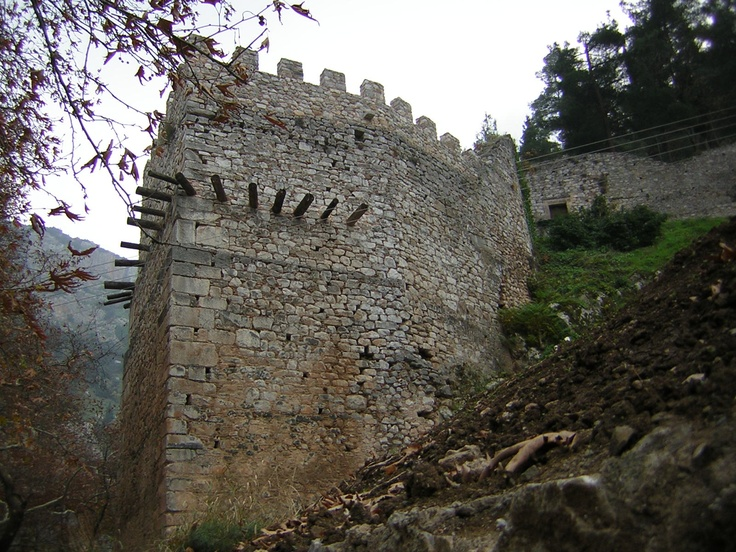 GREECE LEVADIA