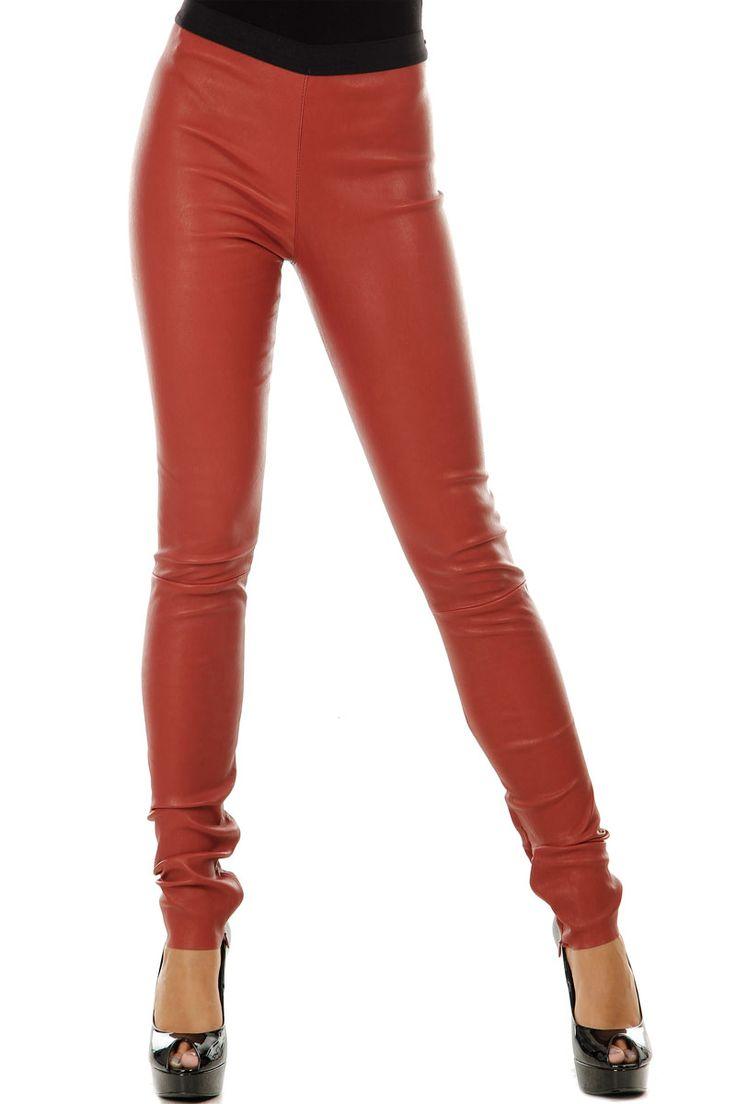 leather pant Neil Barrett