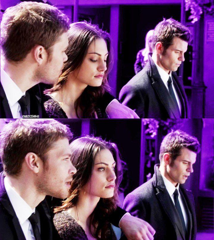 Lucifer Season 4 Pregnancy: Klaus, Hayley & Elijah 1x20