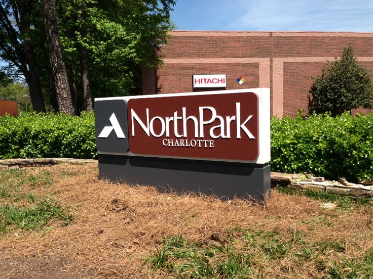 Pin on Outdoor Monument Signs designed, created and