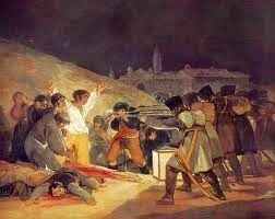 I Letterandi: Franvisco Goya- 3 maggio 1808: fucilazione alla mo...