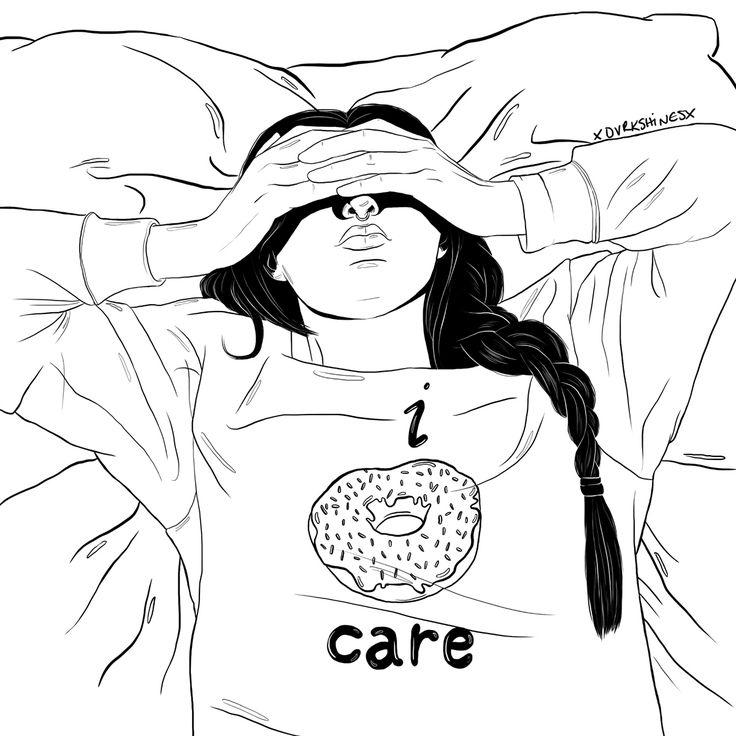 """I donut care"" on BEHANCE"