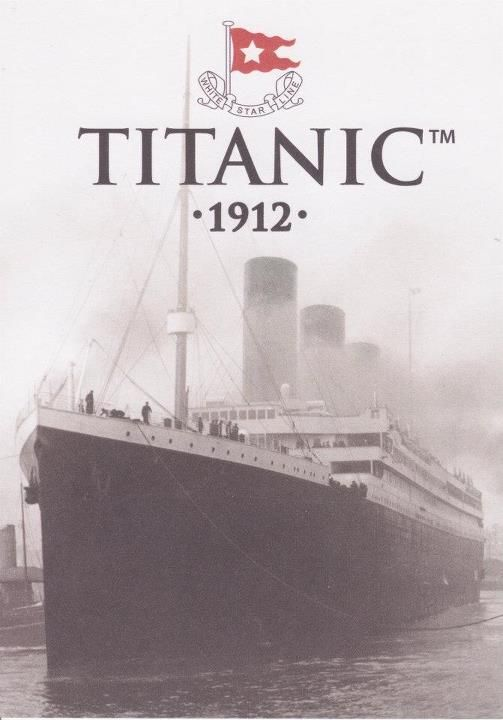My 10 year old Granddughter is totally obsessed with the Titanic.  She reads everything she can get her hands on!