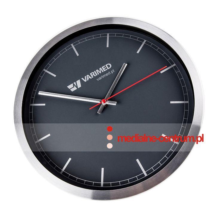 zegar firmowy ścienny