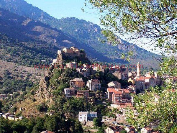 Corte : capitale de la Corse des Lumières à la télévision