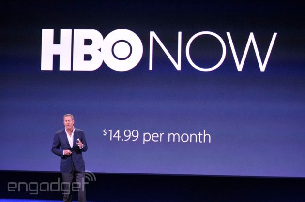 HBO CEO Richard Plepler just announced that its new cable-free streaming service will be available only on Apple devices (and PCs, per a press release) when it launches early next month.