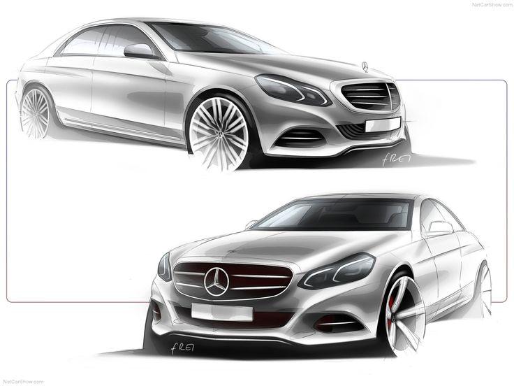 Mercedes-Benz E Class 2014