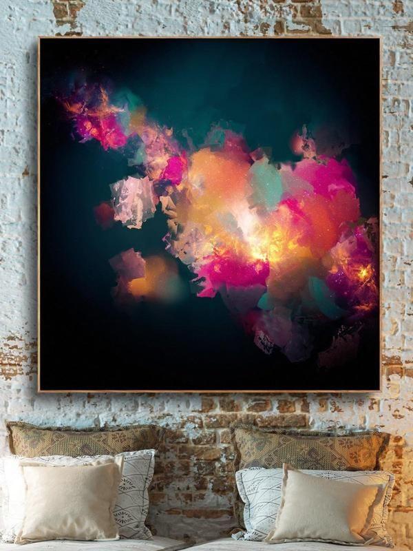 Large Wall Art | Abstract Art | Modern Contemporar…