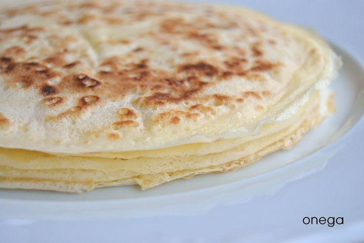 Crepes Dukan | Magia en mi cocina | Recetas fáciles de cocina paso a paso