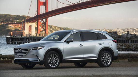 Краткий тест-драйв Mazda CX-9 Signature 2016: Больше удовольствия, если вы подойдете по росту [Фотогалерея] | Новости автомира на dealerON.ru