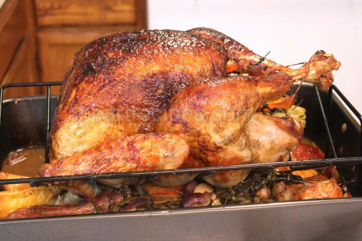 Soul Food Turkey Brine Recipe