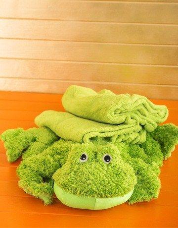 Flavio the Frog