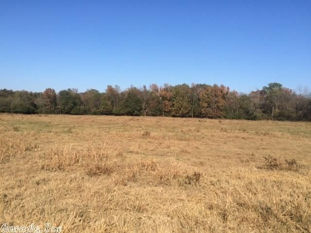 1/4 mile plus of six mile creek with Polk road 31 frontage. This property is fenced pasture with some small woods. It borders the railroad on the west side with private land border on the south. Excellent flat pasture land right on the county road. SEE AGENT REMARKS in Hatfield AR