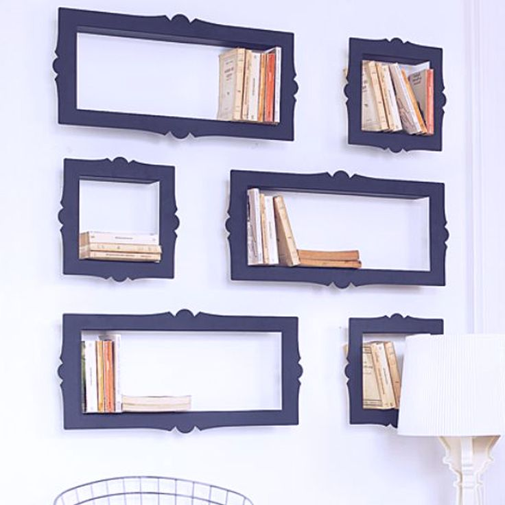 Best 25 wall mounted bookshelves ideas on pinterest for Diy modern bookshelf