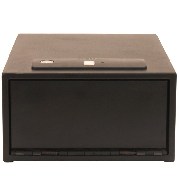 Stack-On Quick Access Safe Biometric Lock with Black - QAS-1545-B