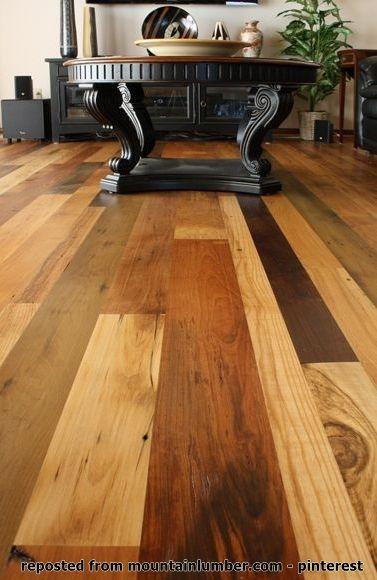 How To Make Mixed Hardwood Flooring Look Amazing In 2019