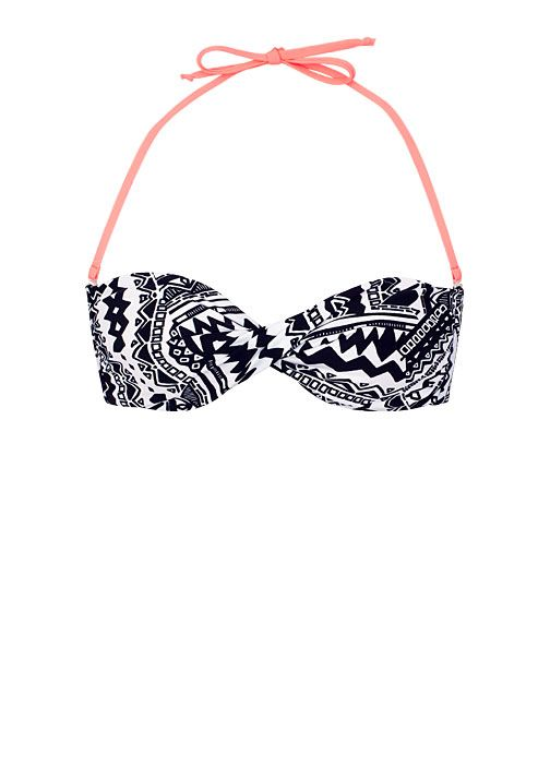 MY FAVORITE SWIMSUIT  dELiAs > Twist Bandeau >