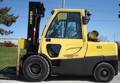 Hyster Service Manual: FREE HYSTER (H80FT, H90FT, H100FT, H110FT, H120FT)...
