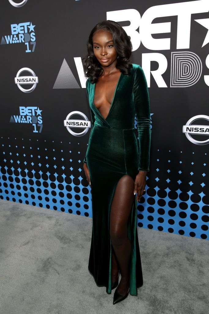 Here's What Everyone Wore To The 2017 BET Awards