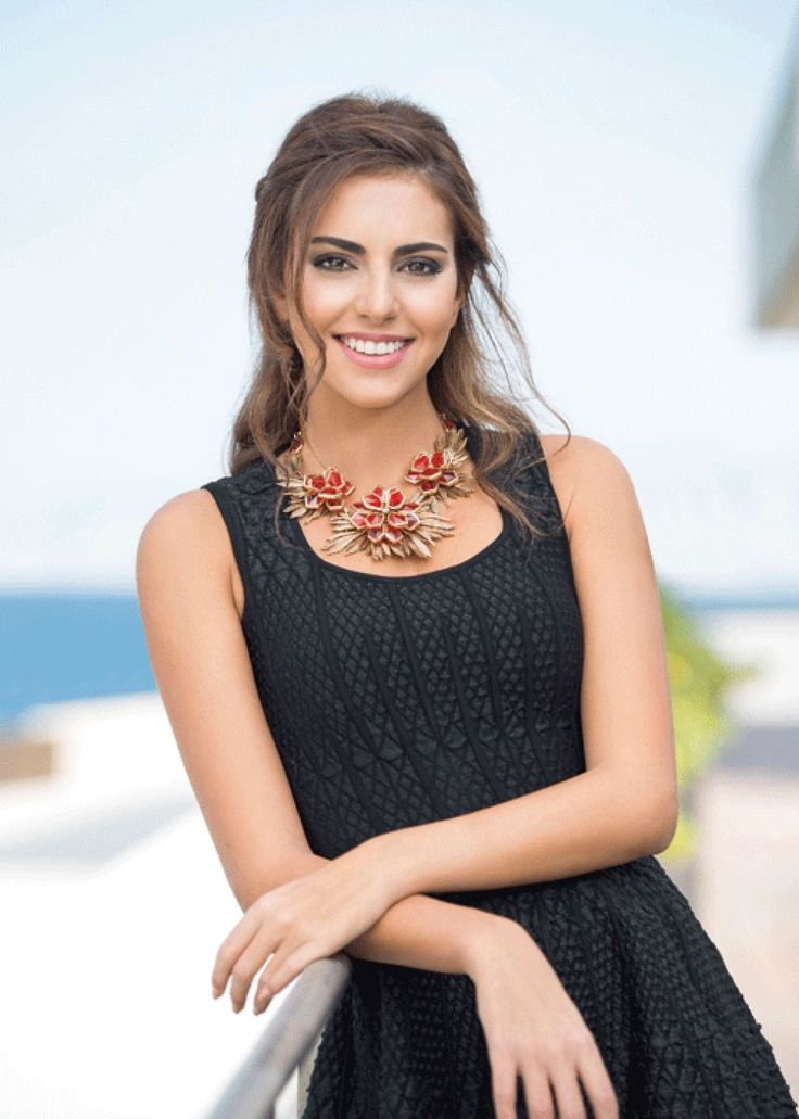 Valerie Abou Chacra, Miss Lebanon, #beautiful #women