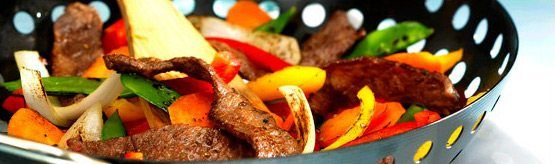 Beef Stir-Fry Barbecue Style | Canadian Beef
