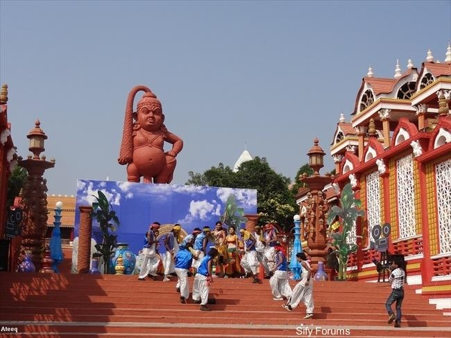 Ramoji Film City Hyderabad India Picture Gallery : Wallpapers
