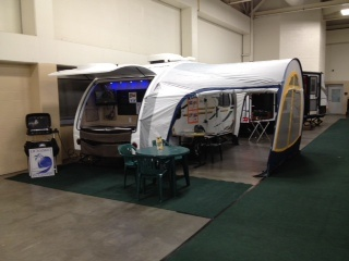 The Canopy Travel Trailers And Canopies On Pinterest