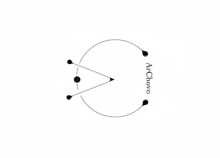 My New logotype #archovo www.archovo.com