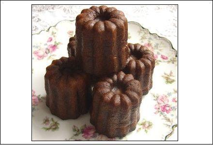 cannelles cakes- le petite gateaux de bordeaux