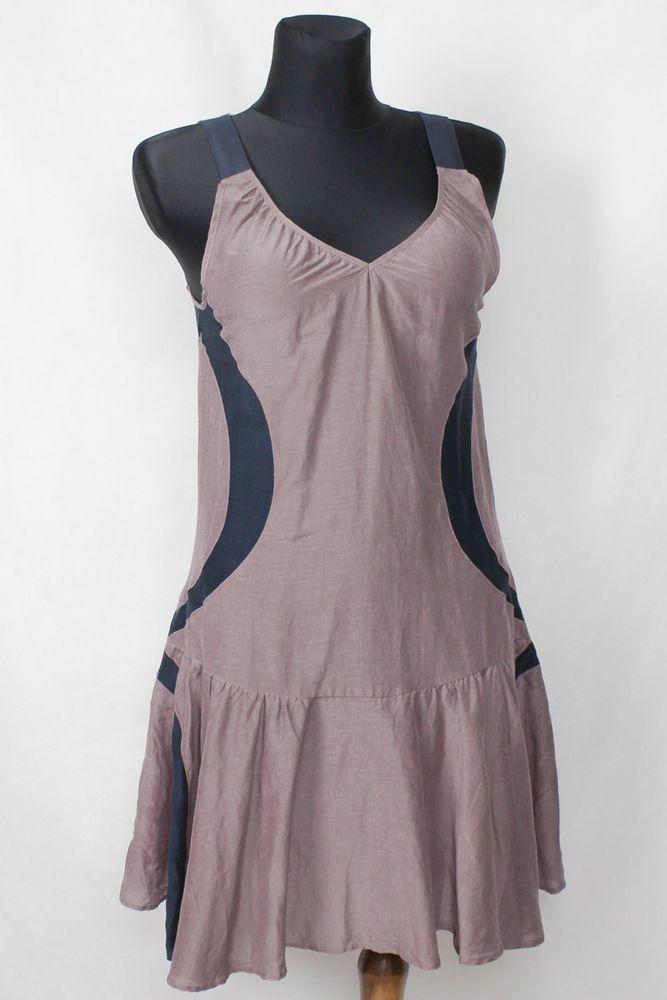 Kleid seide 38