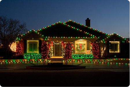 72 Best Images About Holiday Curb Appeal With Lights On