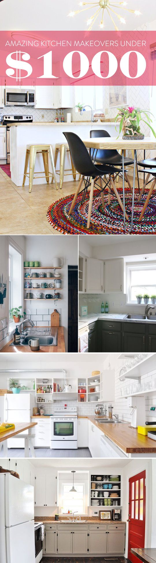 And bright kitchen update the little things apartment therapy - 246 Best Renovating Images On Pinterest Apartment Therapy Room And Kitchen
