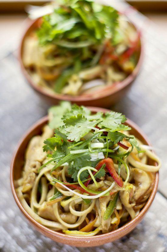recipe of gravy chicken chow mein